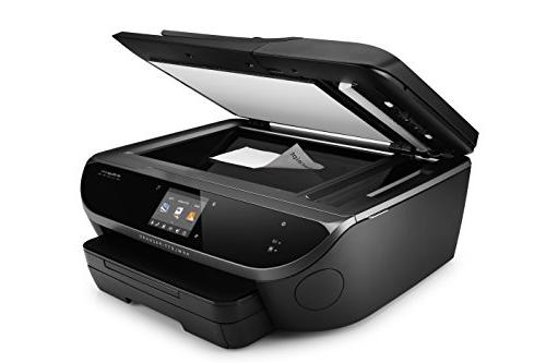 HP OfficeJet All-in-One Wireless Printer with Printing, HP Ink & Amazon Dash Replenishment ready