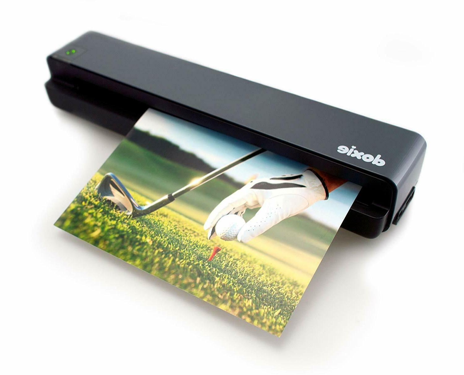 Doxie One Portable Photo Scanner Standalone New