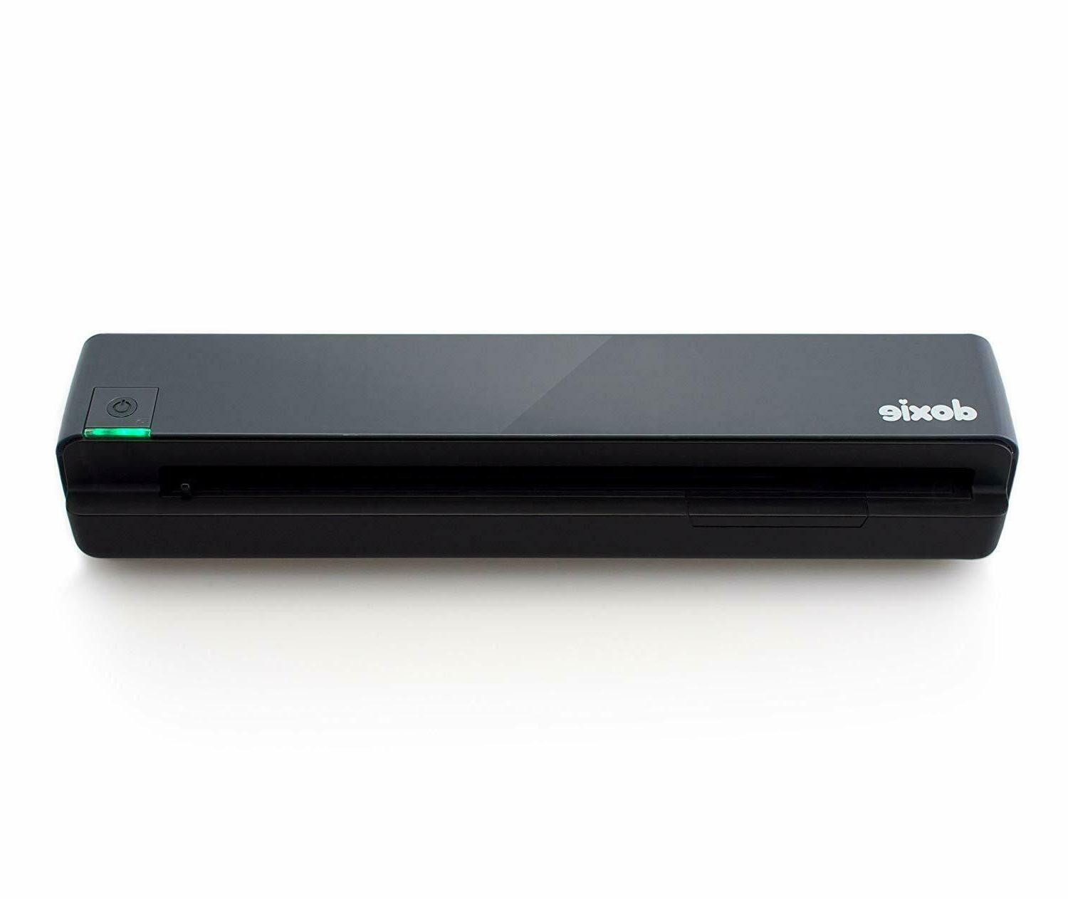 one portable document photo scanner standalone new