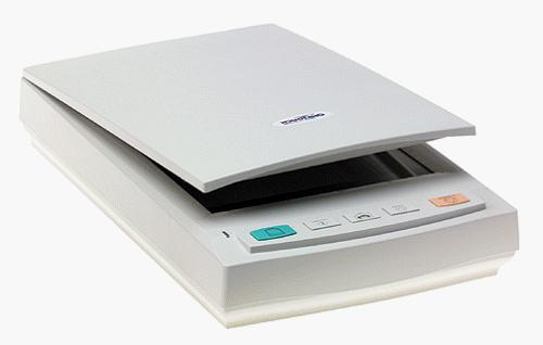 onetouch 7600 parallel flatbed scanner