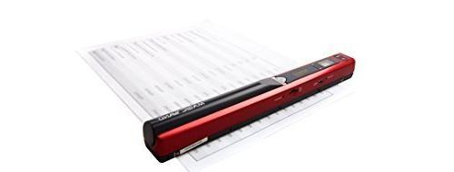 VuPoint PDS-ST415R-VP Hand Red