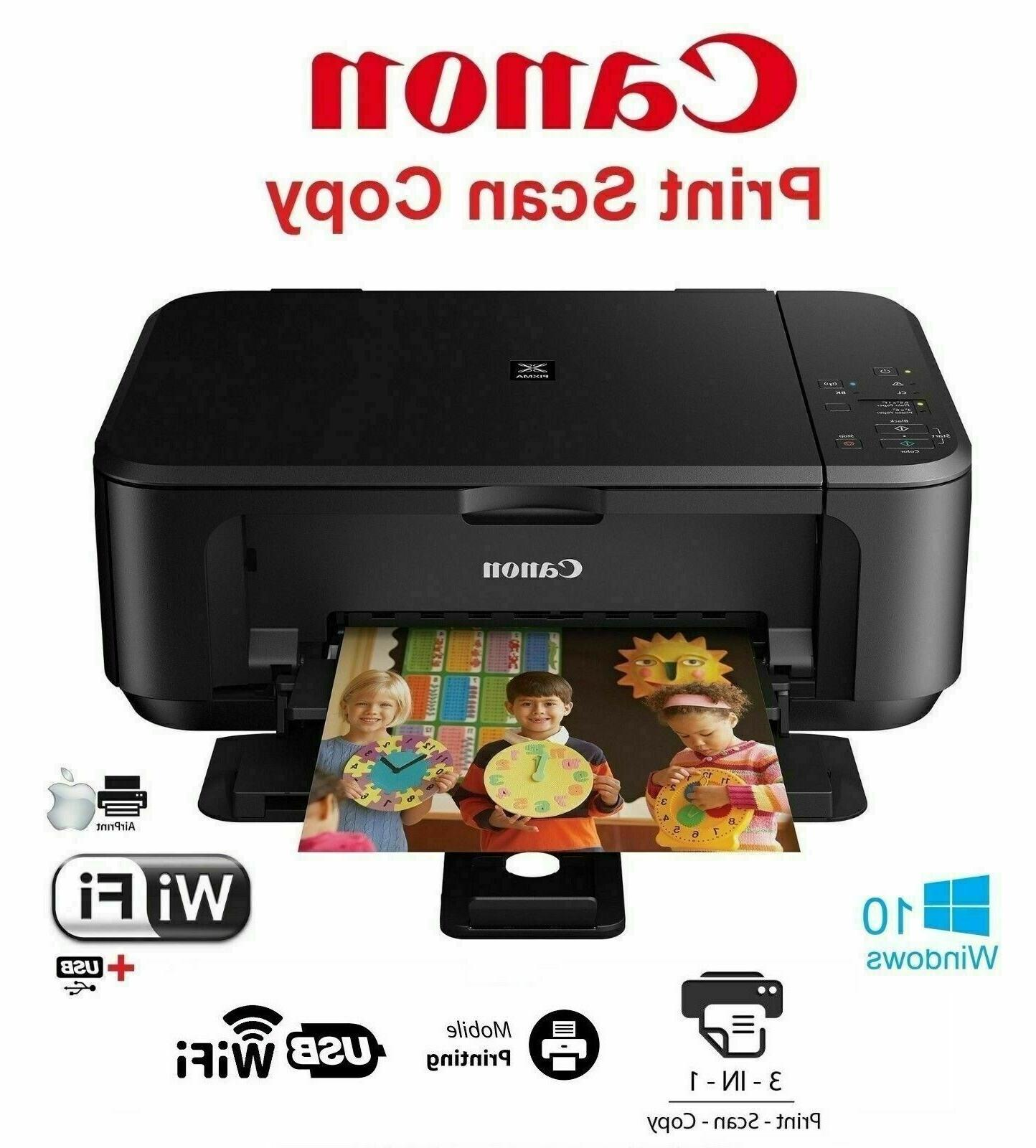 Canon PIXMA MG3520  Wireless Color Multifunction Inkjet Prin