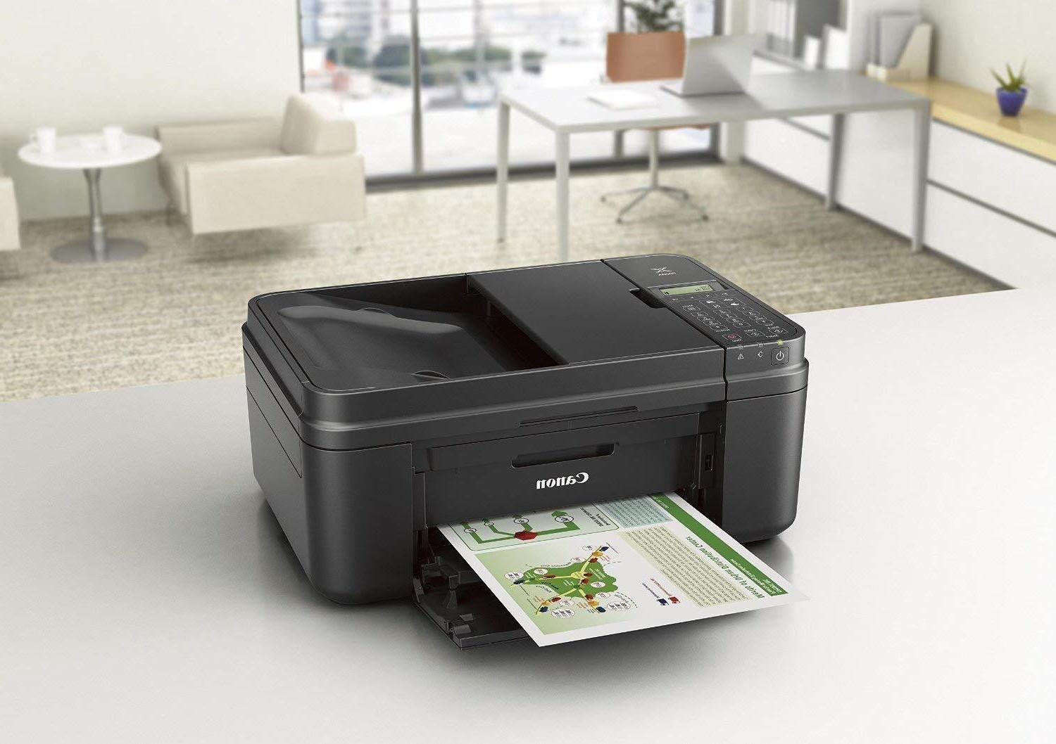 Canon All-in-One Printer Copier Scanner