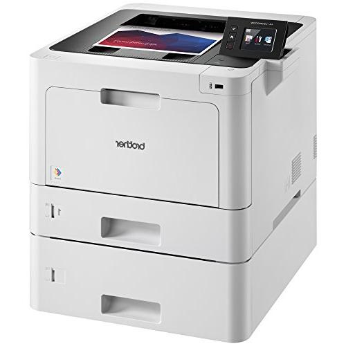 Brother Business Printer, Automatic Mobile Printing, Amazon Dash Replenishment Enabled