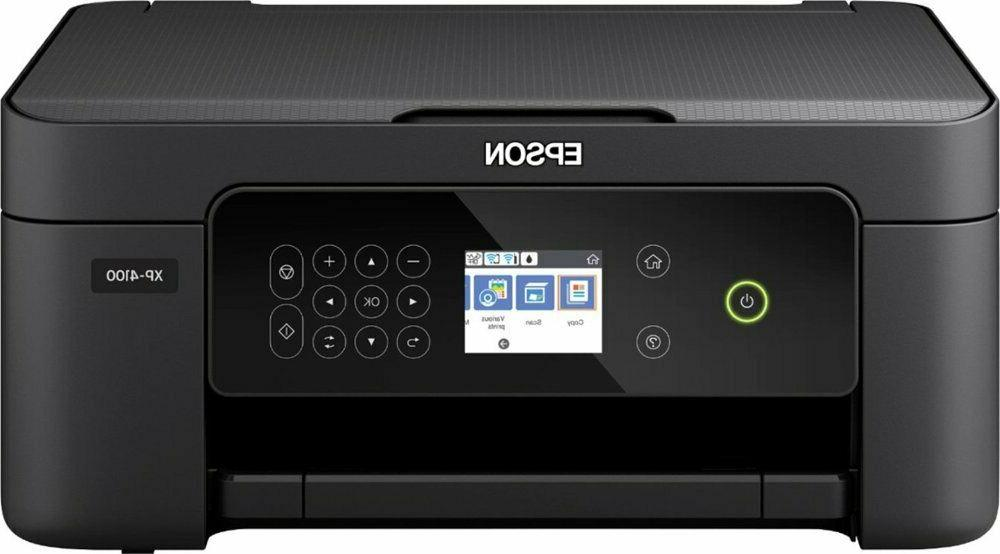 Epson Printer Machine Scanner Copier All-In-One Wireless Hom