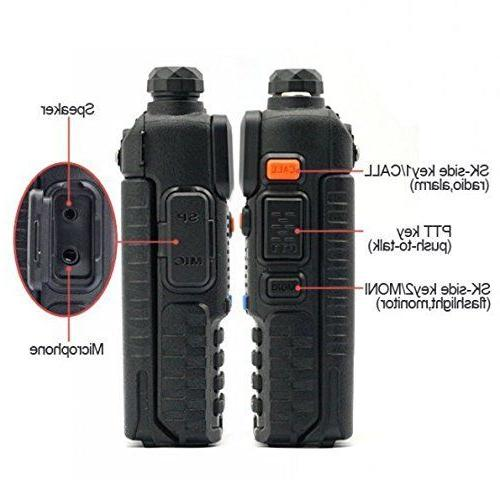 Police Fire Way Transceiver Handheld Portable