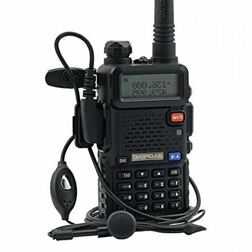 Police Fire Way Scanner Transceiver Portable F-Antenna US