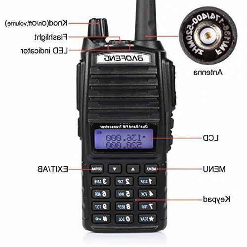 Radio Scanner Portable Digital Way Fire EMS HT