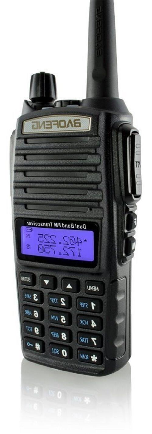 Radio Handheld Portable Transceiver Digital Way HT