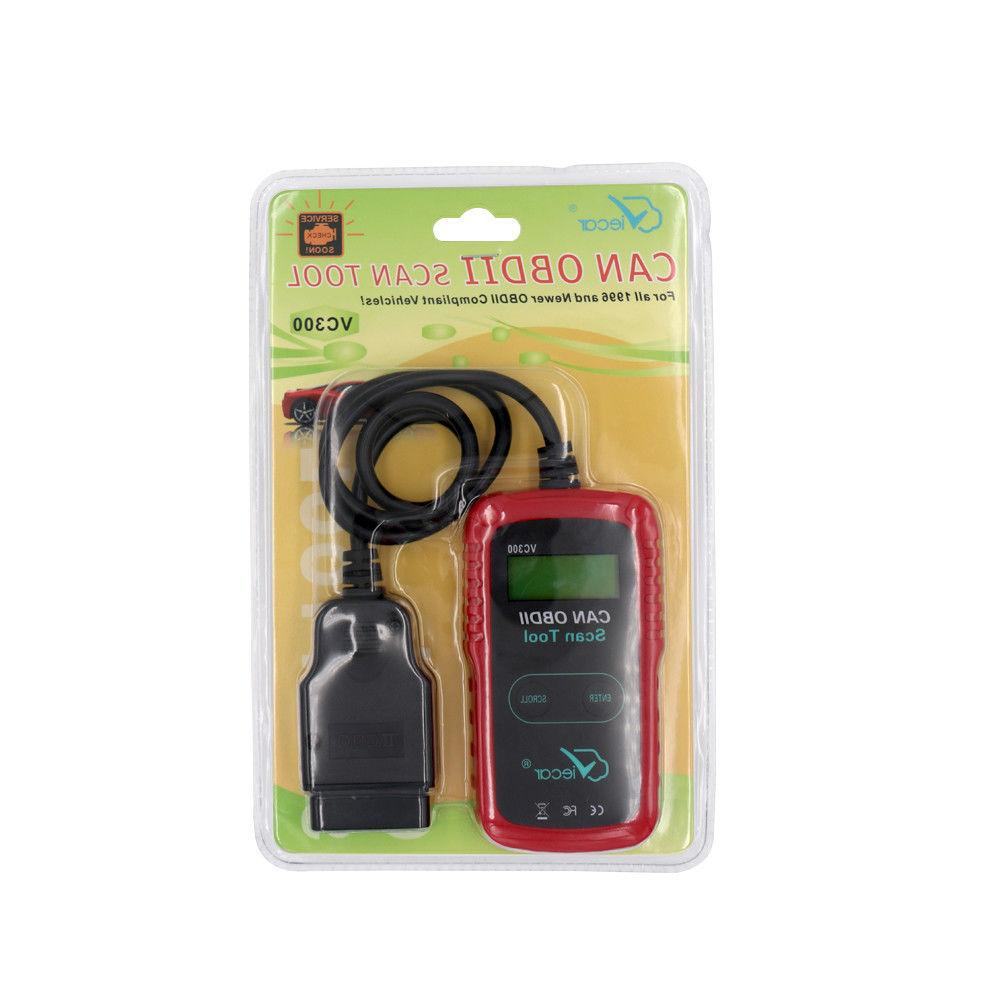 Scanner Diagnostic Reliable MS OBD2 OBDII Tool