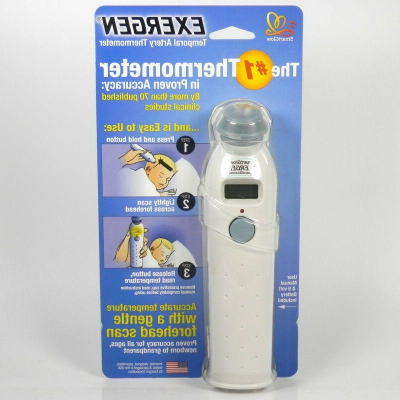 Exergen Temporal Scan Forehead Artery Baby Thermometer Tat-2