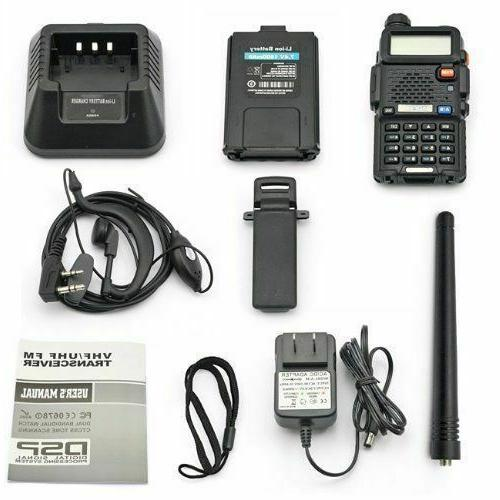 Two Transceiver Fire Portable HAM