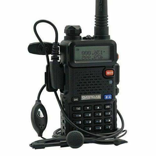 Two Transceiver Handheld Portable