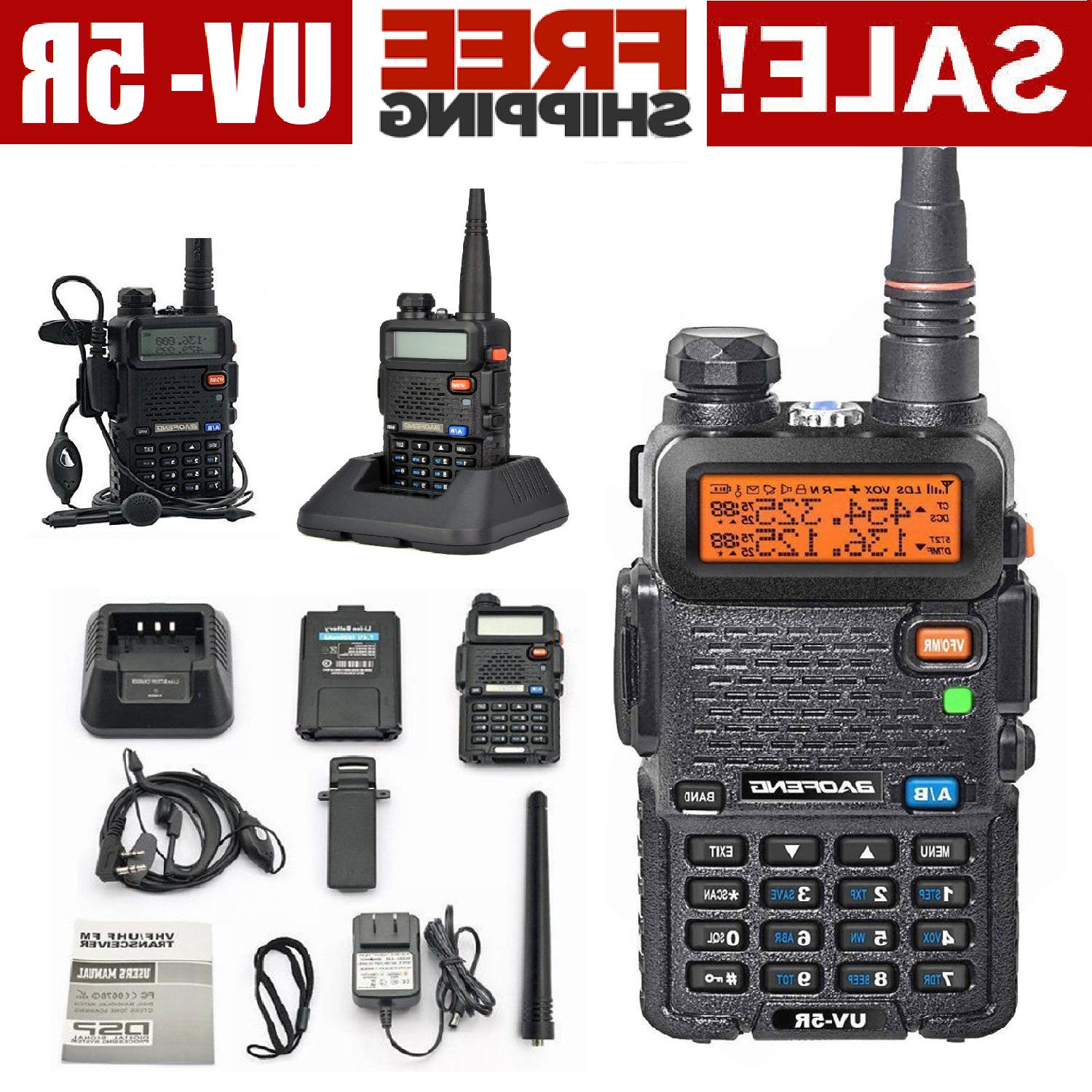two way radio scanner transceiver handheld police
