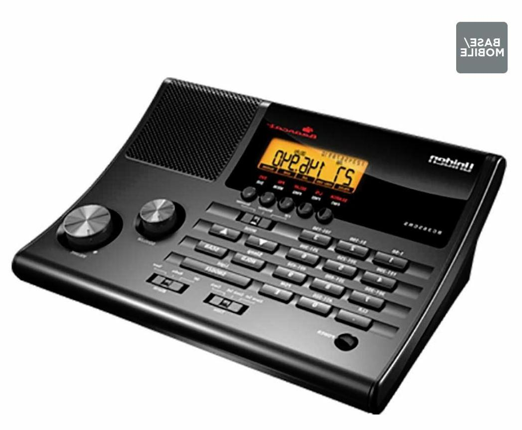 Uniden Base 500 Ch FM Weather Whistler