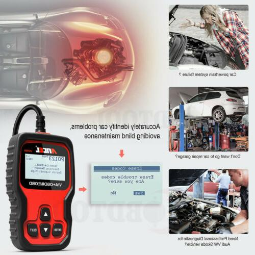 Automotive Scanner Car Engine Tool