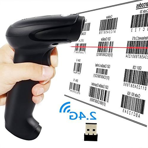 USB Handheld Reader with Receiver