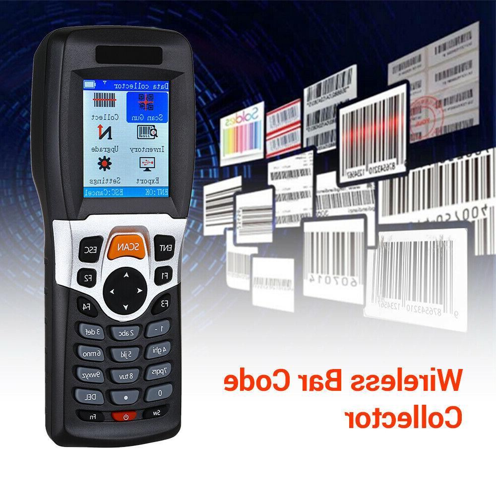 Wireless Barcode Scanner Collector Terminal Inventory Device
