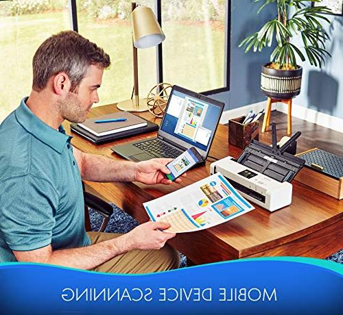 Brother Compact Scanner, Home, On-the-Go