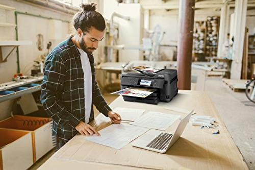 Workforce Wireless Color Inkjet Copy, Scan, Fax, Direct Dash Enabled