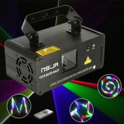 Laser Scanner Projector Stage Lighting Effect Party Xmas DJ