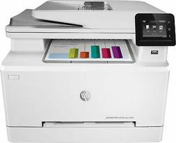HP - LaserJet Pro M283fdw Wireless Color All-In-One Laser Pr