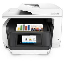 HP M9L75A OfficeJet Pro 8720 Inkjet Printer  Copy/Fax/Print/