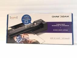 VuPoint Magic Wand Handheld Portable Scanner with Auto Feed