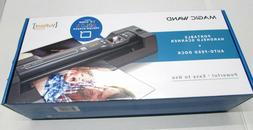 Vupoint Magic Wand Portable Scanner with Color LCD Display P