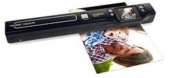Vupoint Solutions Magic Wand Portable Scanner with Color LCD