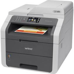 Brother MFC-9130CW Wireless All-In-One Printer, Scanner, Cop