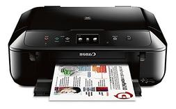 Canon MG6820 Wireless All-In-One Printer with Scanner and Co