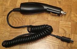 mini USB Coiled Car Charger for Uniden Bearcat BCD436HP Digi