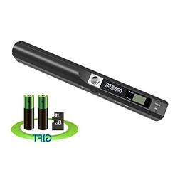 HARRIS MSRM iScan Wand Portable Document & Image Scanner/USB