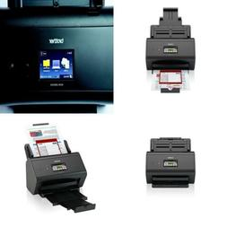 Brother Multi-Page Wireless ImageCenter Document Scanner w/
