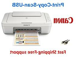 NEW Canon 2520/2522 All-in-One printer-scanner-copier+Free U