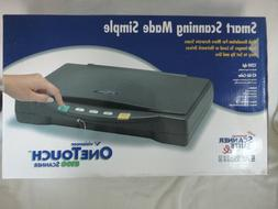 New Visioneer OneTouch 8100 Flatbed Scanner