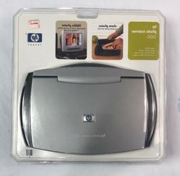 New HP Photo Scanner 1000 USB Portable/Mobile w/Partially Op