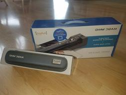 NEW VuPoint Solutions MAGIC WAND Portable Handheld Scanner P