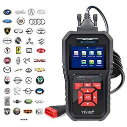 SEEKONE OBD2 Scanner Professional Car OBD II Scanner Auto Di