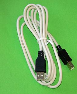 OEM Epson USB Interface Scanner Printer Cable Cord: EX3240,