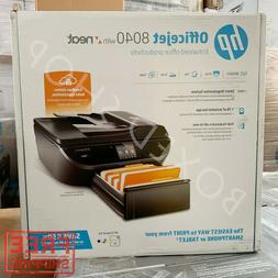 HP OfficeJet 8040 All-in-One Wireless Printer with Mobile Pr