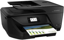 HP OfficeJet All-in-One Printer Scanner Copier Fax Wireless