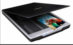 Perfection V19 Flatbed Color Photo Scanner