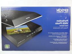 Epson Perfection V600 Photo Color Scanner, 6400 x 9600 dpi,