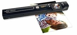 Vupoint Portable Scanner Magic Wand, LCD Rechargeable JPEG P