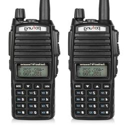 Portable Transceiver Handheld Scanner Radio Police Fire HAM