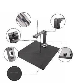 eloam Portable USB Document Camera Scanner S600 with,A3 Capt