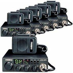 Uniden PRO520 40-Channel CB Radio, Mobile/Base Scanner, 2-Wa