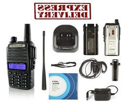 Radio Scanner Handheld Police Portable Transceiver Digital 2